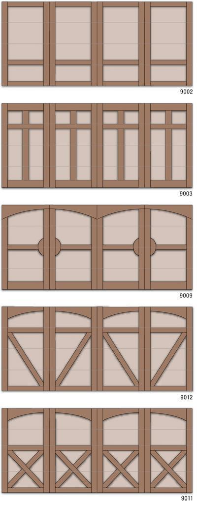 charterhouse garage doors