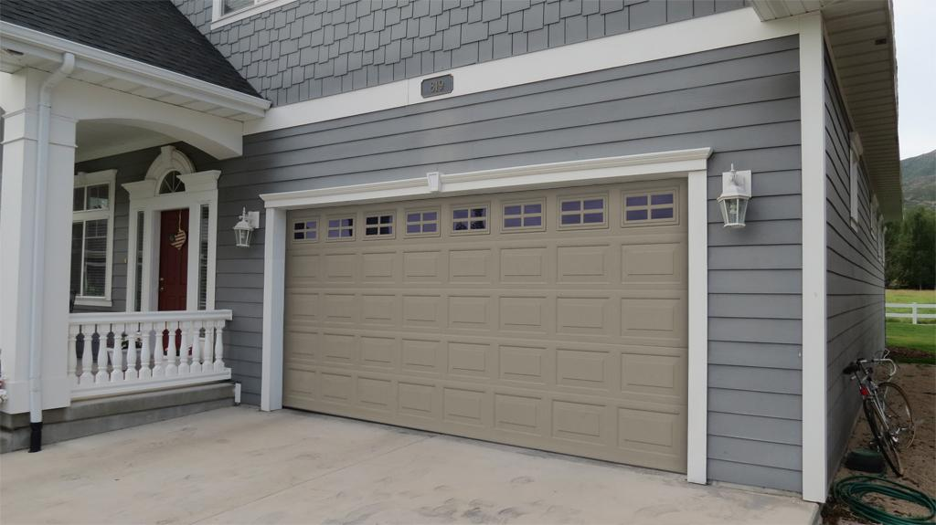 Gateway Garage Doors Salt Lake City Utah Accent