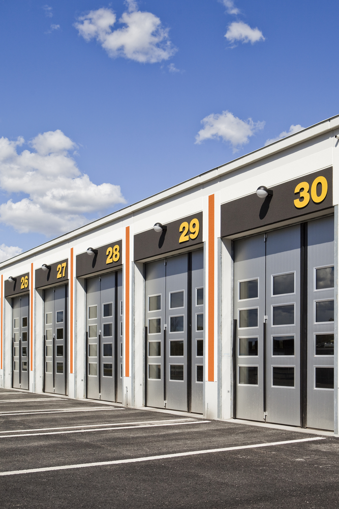 commercial garage doors Salt Lake City